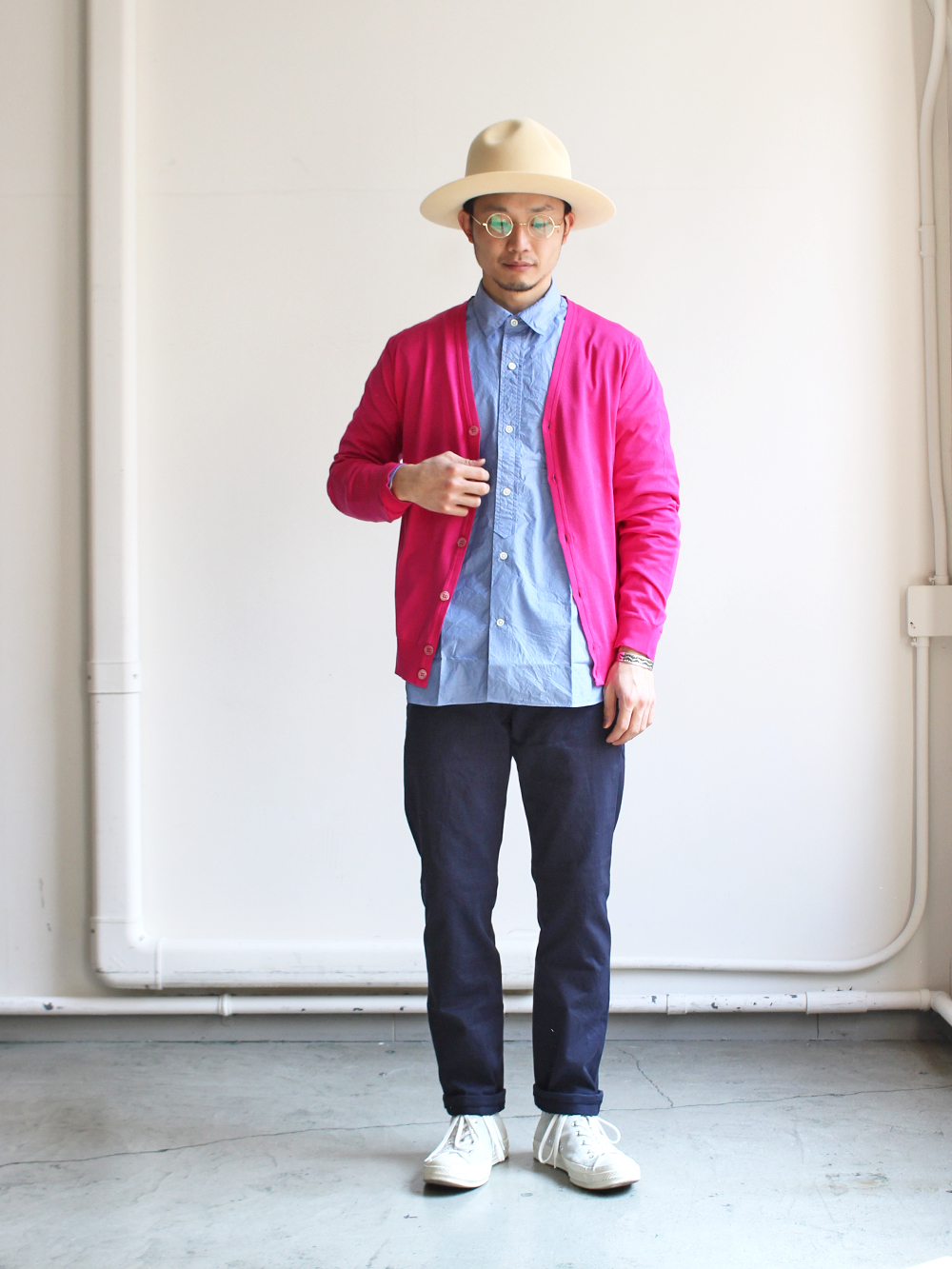 maillot b.label Change Collar Shirt (チェンジカラーシャツ) MAS-16255
